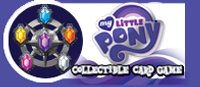 My Little Pony Customizable Card Game