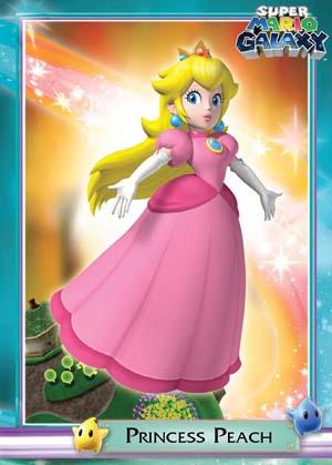 mario princess Super peach galaxy
